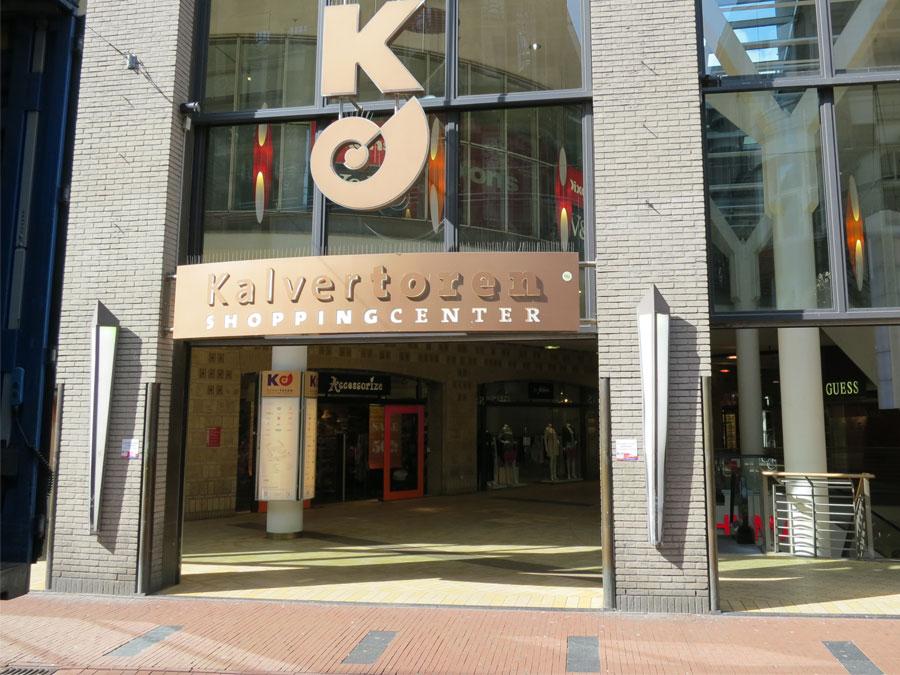 Kalvertoren Amsterdam shopping