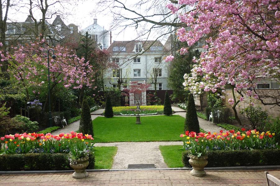 open garden days amsterdam - Amsterdam Garden