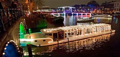 christmas canal parade