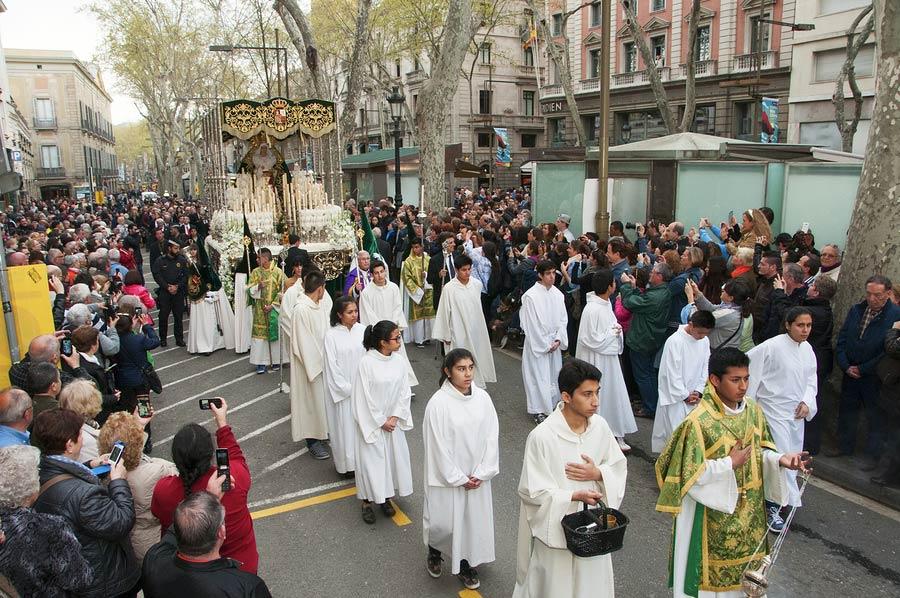 Semana Santa (Holy Week) Barcelona