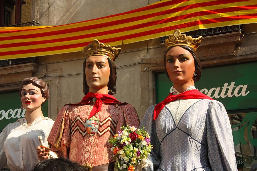 Les Festes de la Mercè, Barcelona
