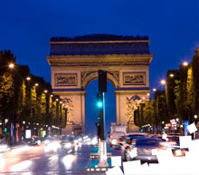 Paris info from Short stay
