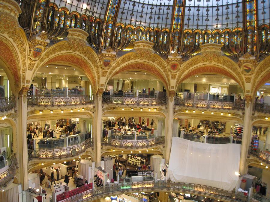 Galerie Lafayette, Paris