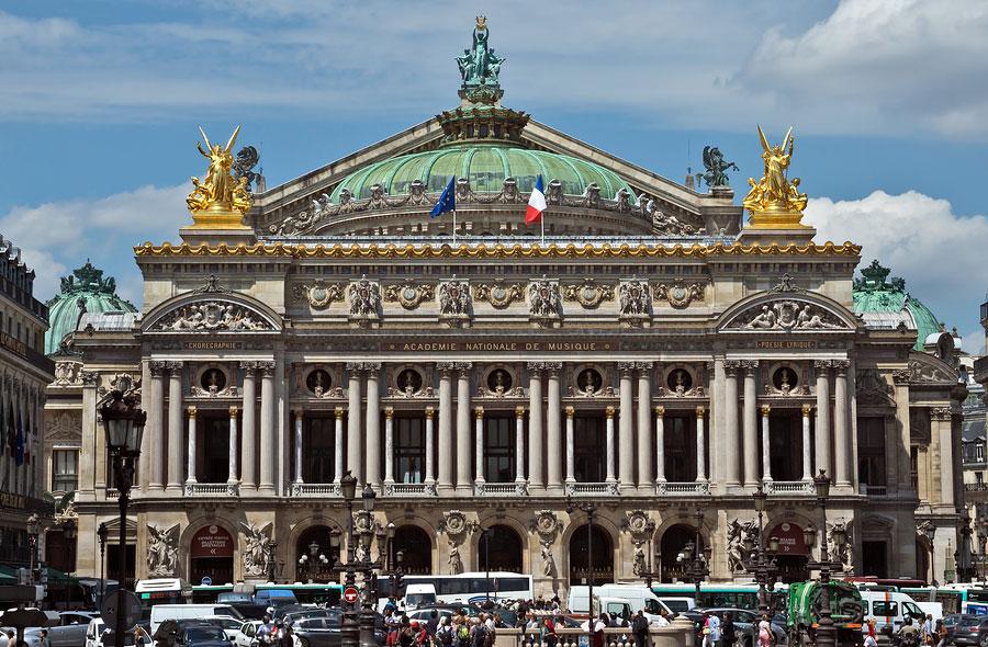 Palais Opera Garnier, Paris