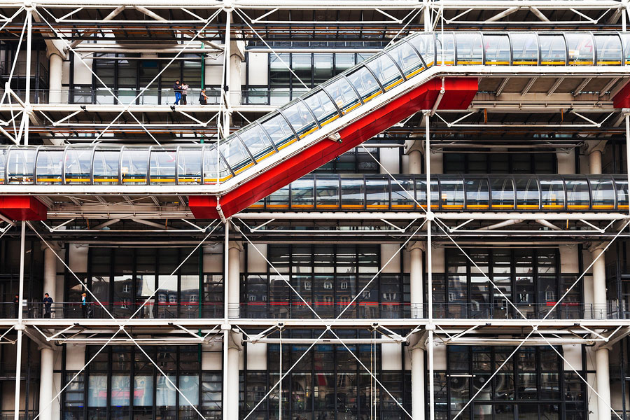 Centre Pompidou, Paris