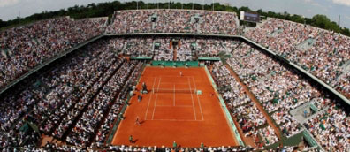 French Tennis Open, Roland Garros, Paris