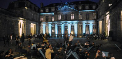 Nuit des Musees, Paris, France