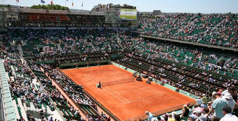French Tennis Open (Roland Garros), Paris