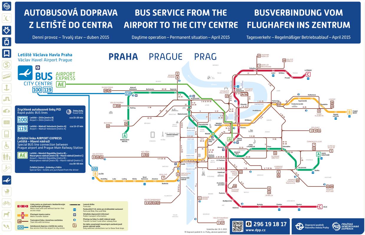 Prague transportion
