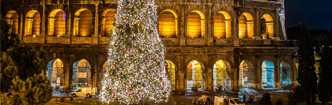 Christmas time in Rome