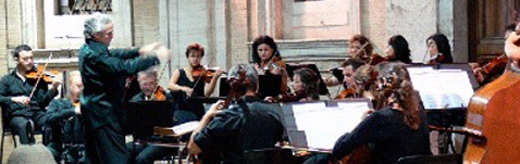 International Chamber Ensemble, Rome