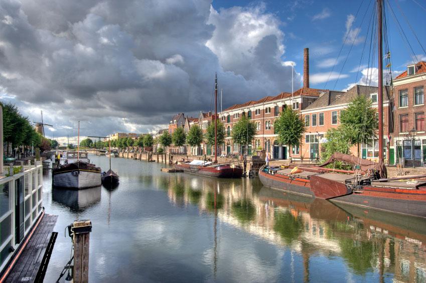 Rotterdam Delfshaven must see
