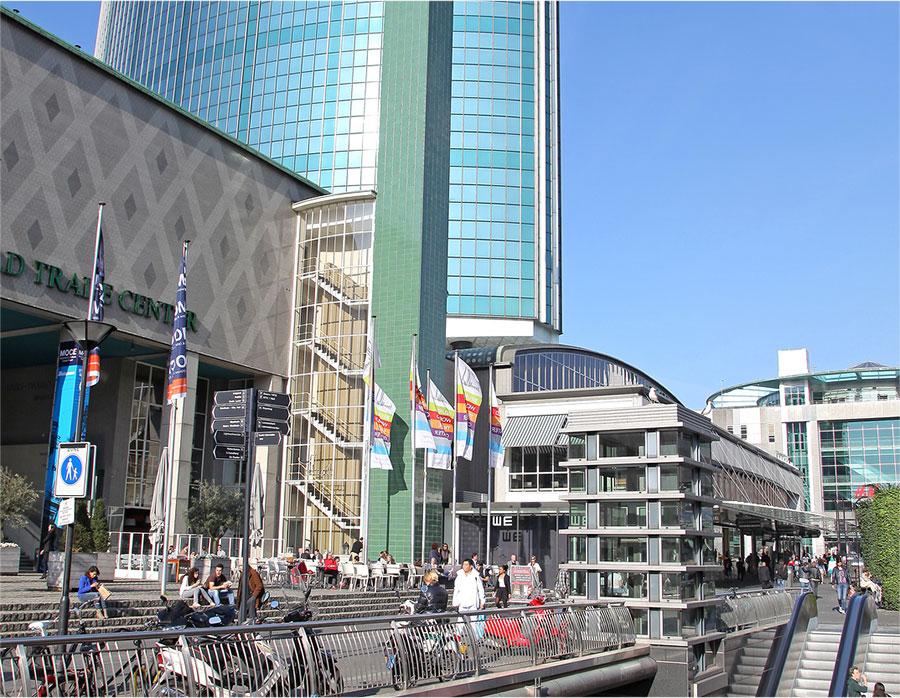 Shopping in Rotterdam