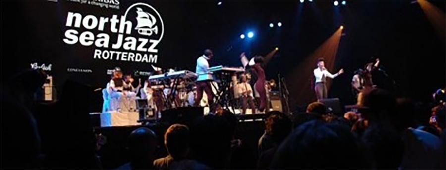 North Sea Jazz Festival Rotterdam