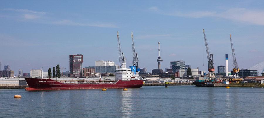 Port of Rotterdam, World Harbour Days