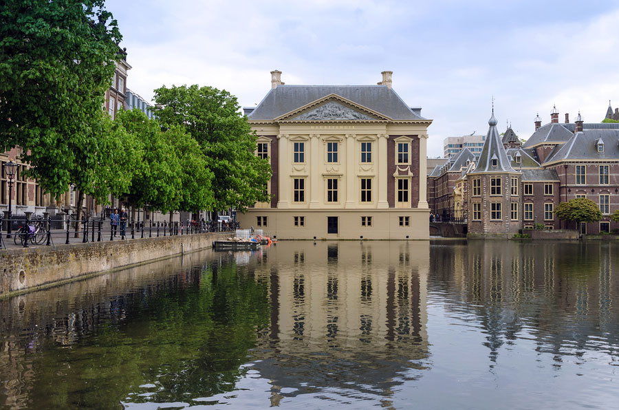 Mauritshuis museum The Hague